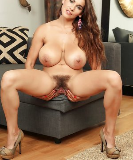 Big Tits Hairy Pussy Pics